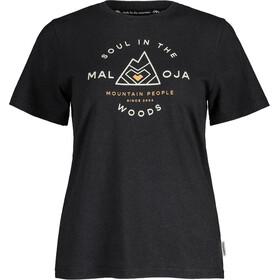 Maloja AlpendostM. SS T-Shirt Women, moonless